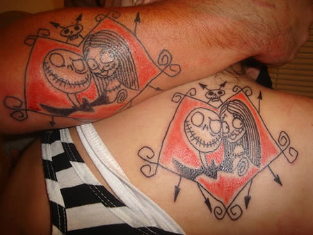 couples tattoos designs