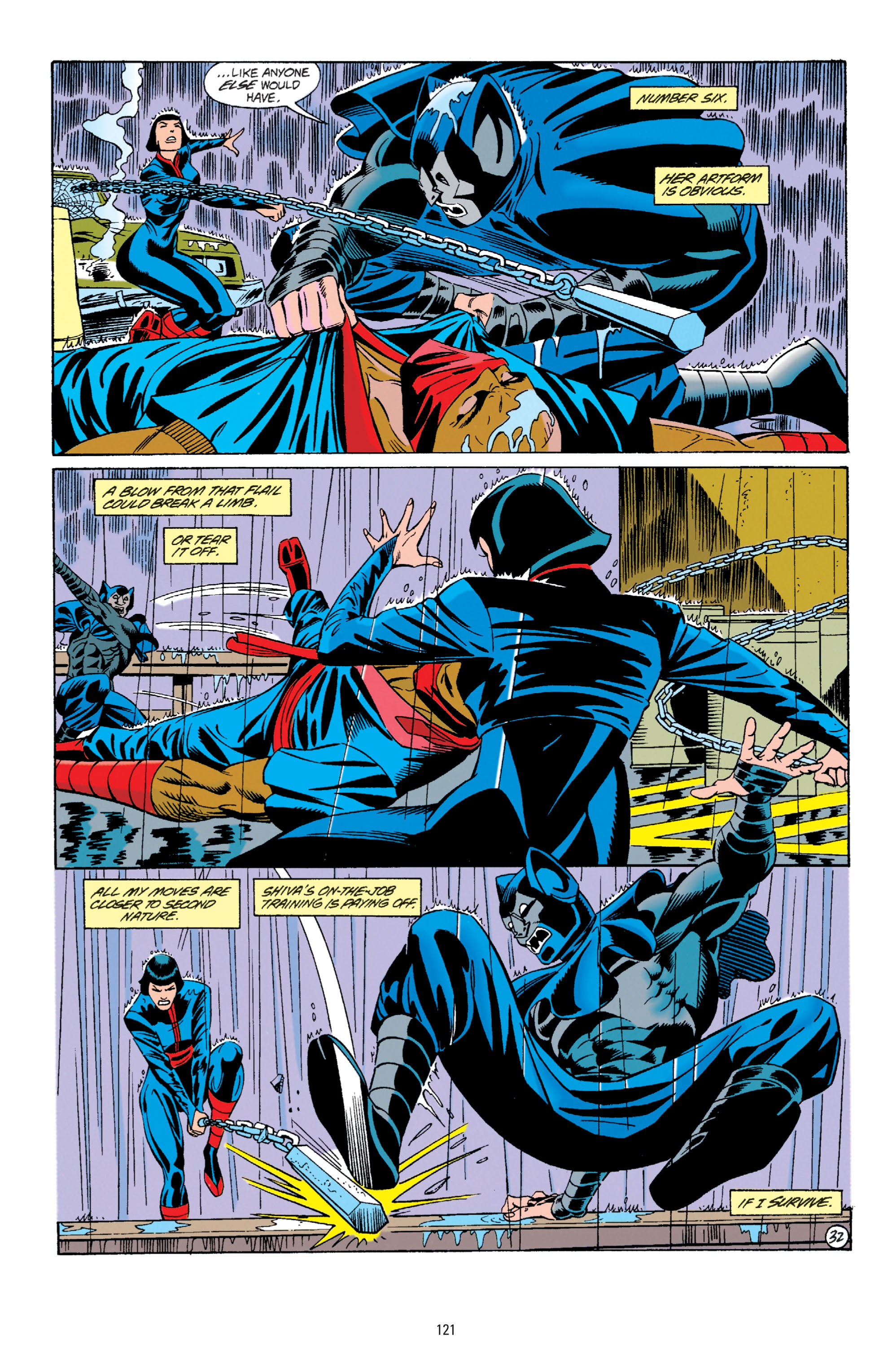 Detective Comics (1937) Issue #676 Page 33