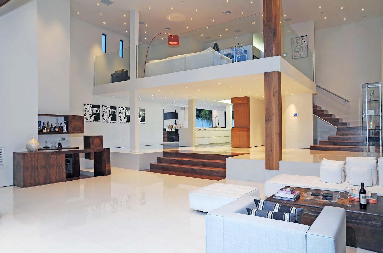 Casas de lujo por dentro y por fuera for Disenos de casas modernas por dentro