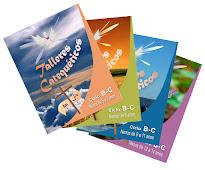 LIBROS DE CATEQUÉSIS para o ANO do Evanxeo da FE do ciclo B-C