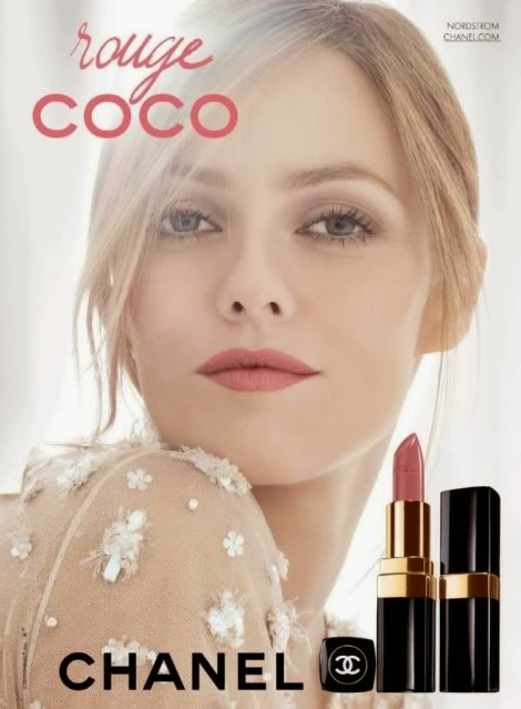 chanel rouge coco 05 mademoiselle swatches review שאנל שפתון ליפסטיק מאדמואזל סקירה סווטץ'