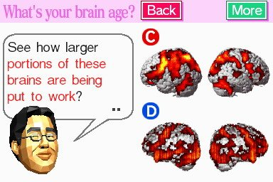 Brain Age Ds Game
