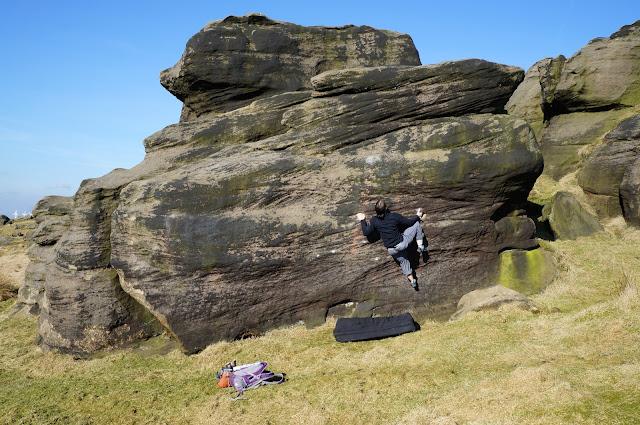 climbing, bouldering, yorkshire, todmorden, adventure, outdoors, bridestones, uk, gritstone