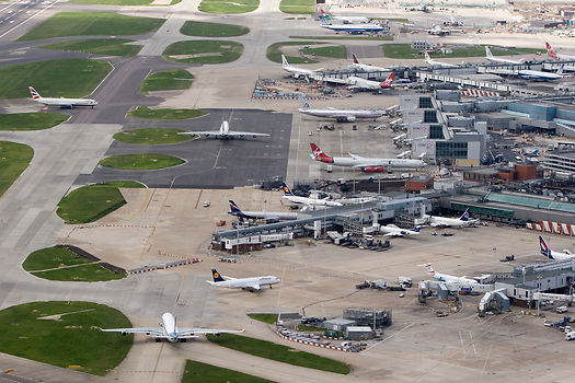 public transportation heathrow terminal london south east united kingdom site