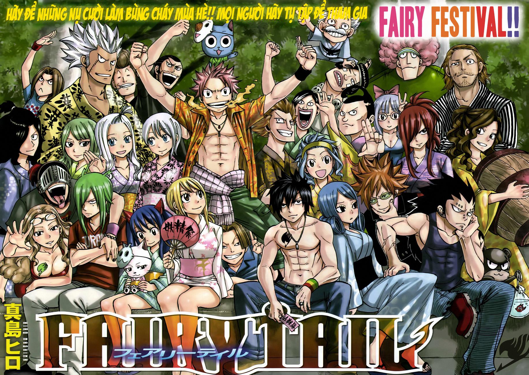 Fairy Tail chap 241 page 2 - IZTruyenTranh.com