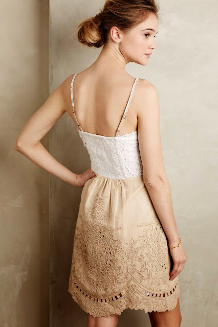Kolkata Eyelet Dress