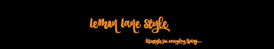 Lemon Lane Style