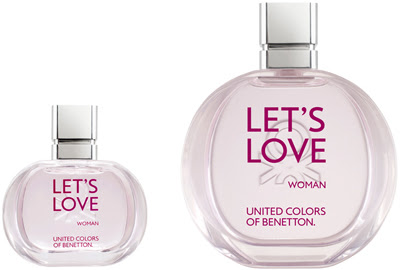 Benetton lets love perfume