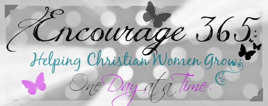 Encourage 365: One Day at a Time