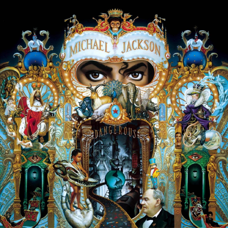Michael Jackson Dangerous Album