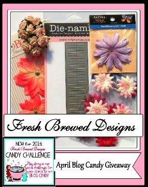 Fresh Brewed Designs Candy Challenge