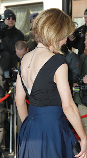 Sian Williams at the TRIC Awards