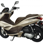 Honda PCX Goldbullion Metallic