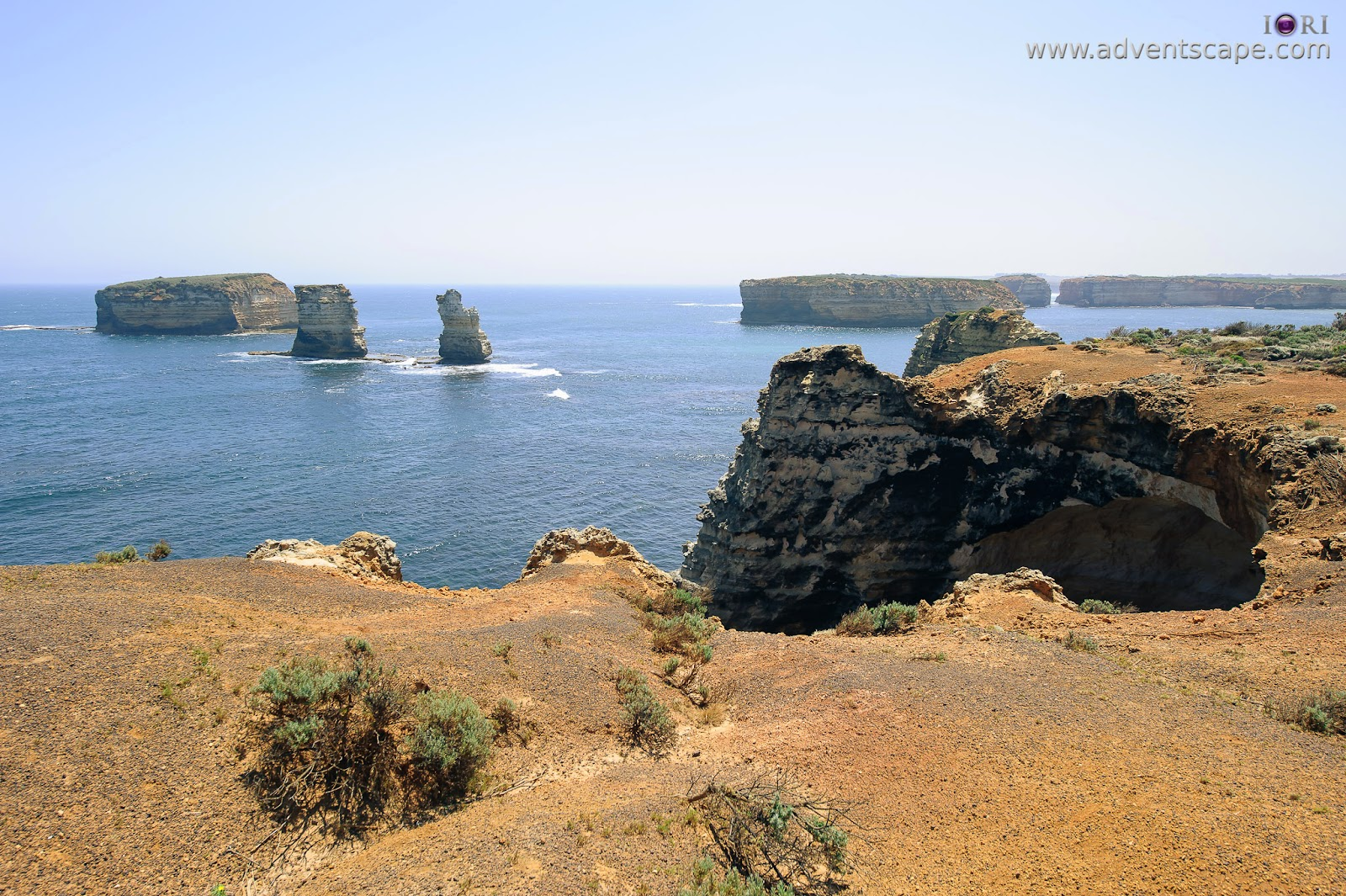 australia, Australian Landscape Photographer, Bay of Islands, Great Ocean Road, Peterborough, Philip Avellana, victoria, Warrnambool, rock formation, coastline, Apollo Bay, lookout