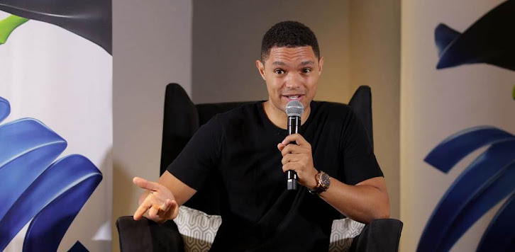 TREVOR NOAH RETEAMS WITH M-NET
