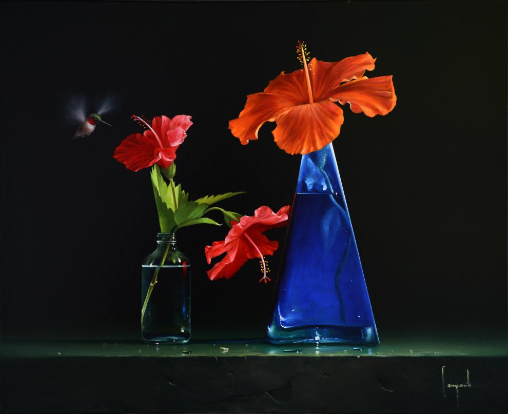 Maher art gallery dario campanile italian artist for Attraction 78