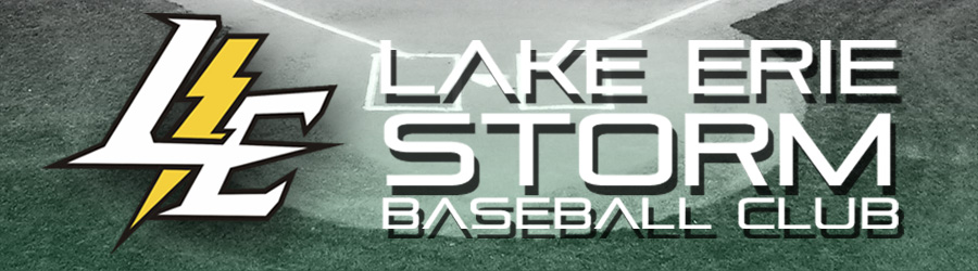 Lake Erie Storm Baseball