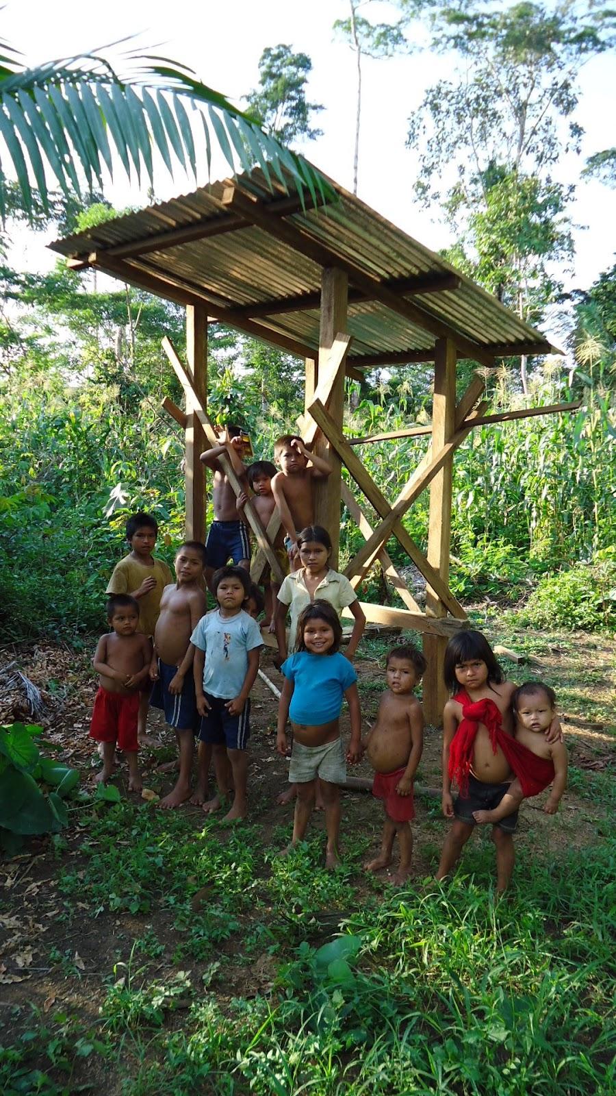 Proyecto gesti n desechos s lidos en la amazonia solid for Amazon inodoros