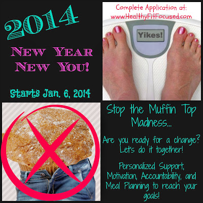 New Year New You Fitness/Health Challenge