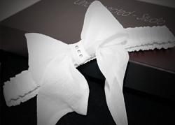 Bridal Bow Garter