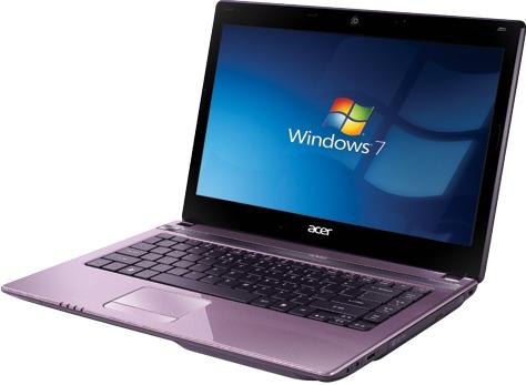 Системы охлаждения ноутбука acer aspire 4745g