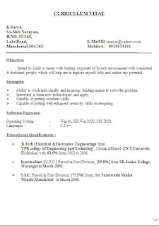 resume template for fresher free word excel pdf format than cv formats for free download simple