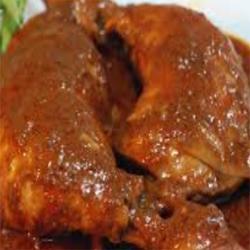 resep ayam bumbu rujak enak resep masakan nusantara