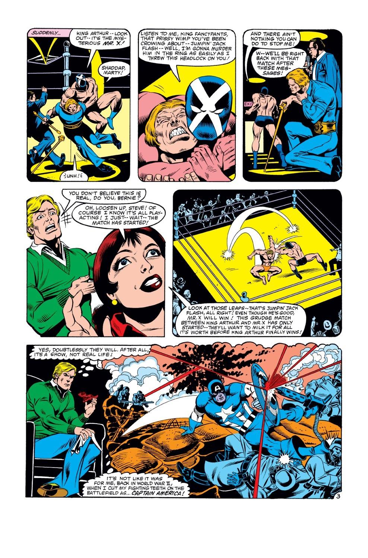 Captain America (1968) Issue #271 #187 - English 4