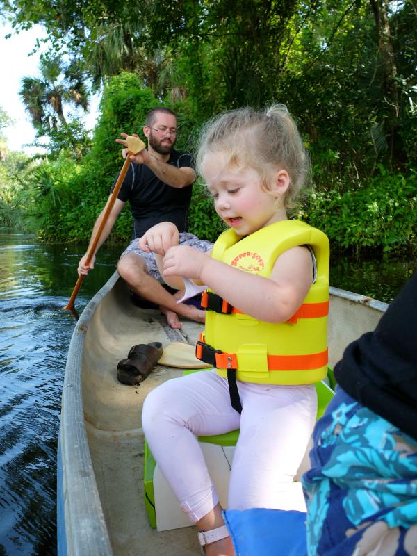 Brevard County Water Recreation, Turkey Creek, Florida boating