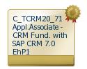SAP CRM Fundamentals