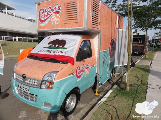 Califórnia Burger Truck, Burger Fest (Hamburguerias e food truks)