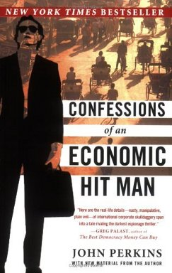 Interview with John Perkins, former Economic Hit Man (2 parts)