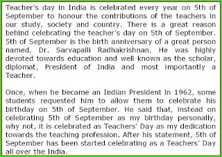 teachers day speech whatsapp messages quotes teachers day  teachers day speech essay in english hindi marathi punjabi 2015