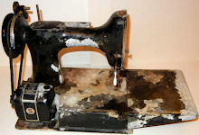 Need assistance with your vintage sewing machine? (click pic for helpful links)