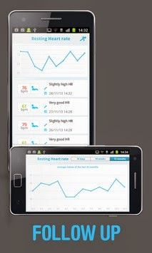 Heart Beat Rate - Pro android apk - Screenshoot
