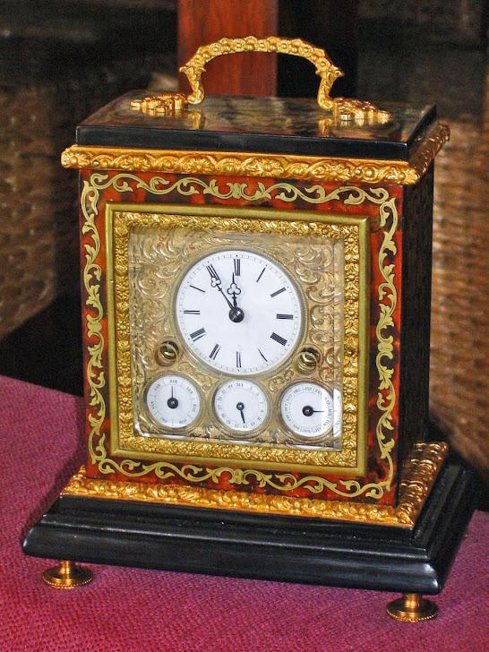 Reloj de Viaje /Carriage Clock