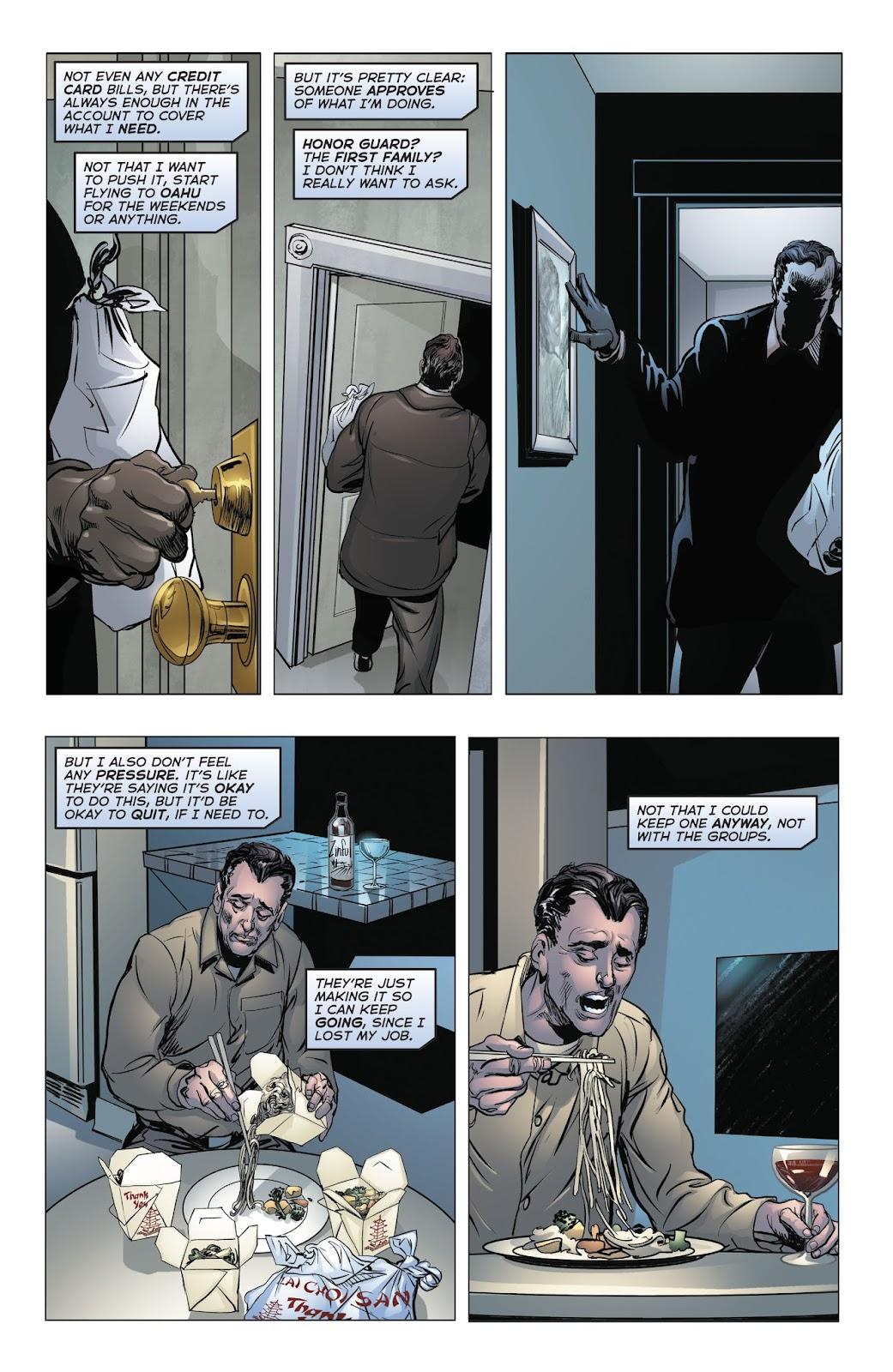 Read online Astro City comic -  Issue #50 - 17