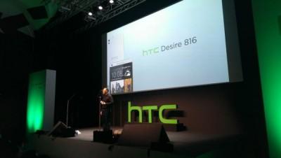 HTC Rilis 2 Smartphone Dikelas Menengah, Desire 816 dan Desire 610