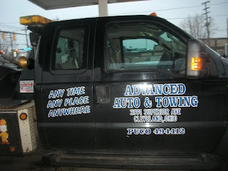 Advanced Towing, Cleveland Ohio,tow truck,towing cleveland,roadside services
