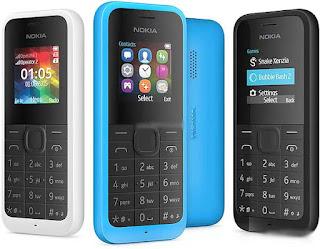 Spesifikasi dan Harga Nokia 105 Dual Sim