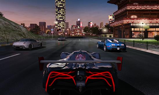 GT Racing 2 Kompatibel Dengan 512 RAM | Windows Phone