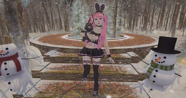 「 bunny 🐰 babe 」