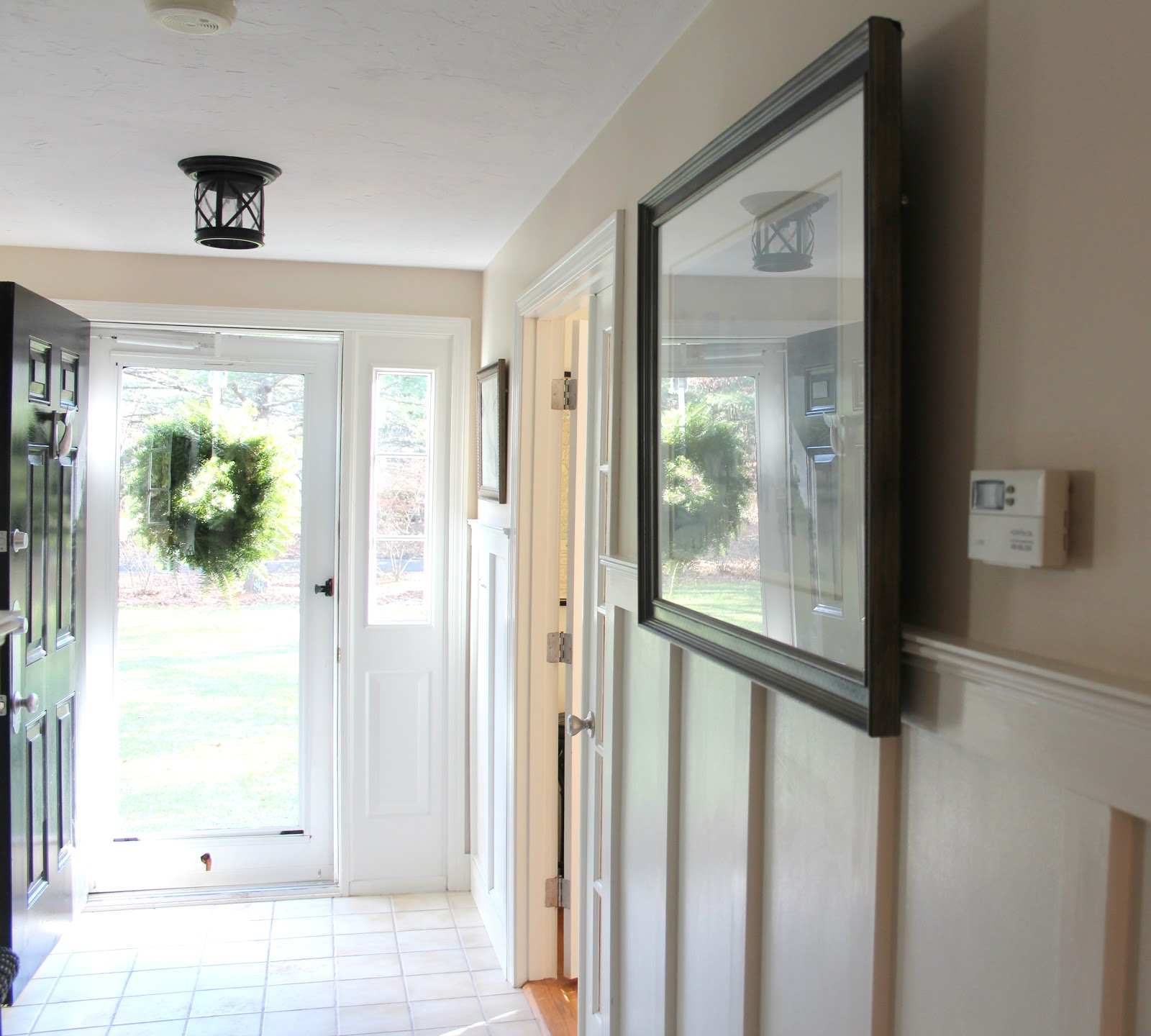 Hanging Heavy Art, and Hanging Art Over Board and Batten - Shine ...