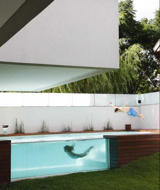 Houses with Fancy Swimming Pools Design | Design Interior and Exterior