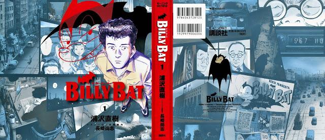 Billy Bat chương 1