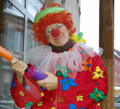 Monika Meyer - Klinik-Clowns Internatioal e.V. Kandern