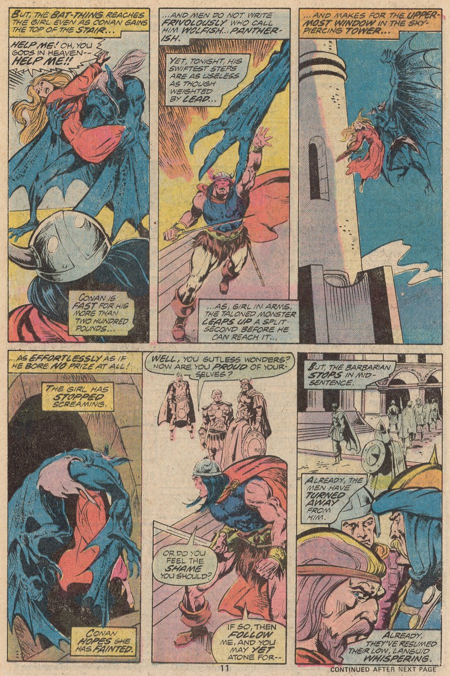 Conan the Barbarian (1970) Issue #56 #68 - English 8