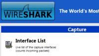 wireshark catturare rete