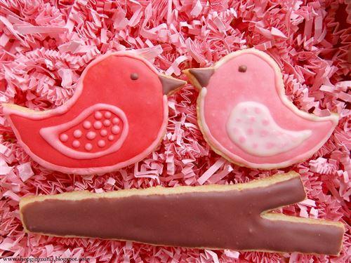Romantic Valentine's Day Cookies Decorating Ideas