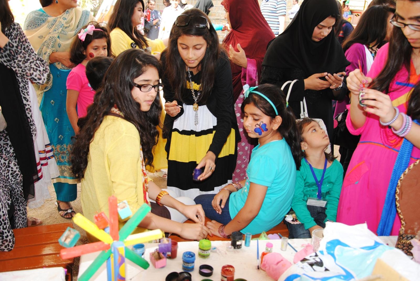 dawood public school carnival 2013